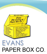 Custom Box Manufacturing, Evans Die Cutting, Paper Box, Corrugated Box, Paperboard, Rigid Box, Door hangers, Foil Stamping, Guillotine Cutting, Shelf Talkers, MA, Massachusetts.